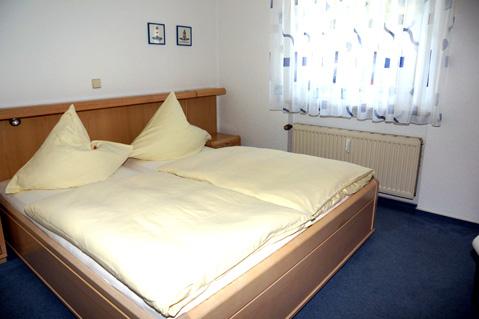 Das Schlafzimmer in Apartment Hilligen Lunn 2.